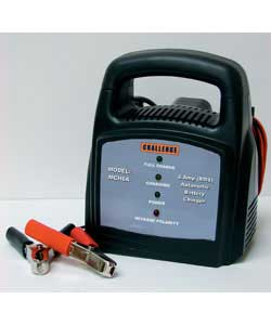 Unbranded 6 Amp 12 Volt Automatic Battery Charger