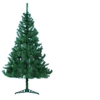 This is a Brand New item that is a customer return. Packaging may not be perfect and has been opened to check the contents.Bringing a dash of festive cheer to households, these artificial trees aim to emulate the look of a pine without all the droppi