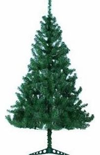 Bringing a dash of festive cheer to households, these artificial trees aim to emulate the look of a pine without all the dropping needles. Plastic feet give a sturdy base for dressing with tinsel and baubles, and arrive in a choice of 4ft, 5ft, 6ft,