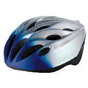 This junior cycle helmet from the Tesco Activequipment range features a quick release buckle, dial a