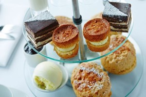 Unbranded Afternoon Tea Spa Day For Two at The London
