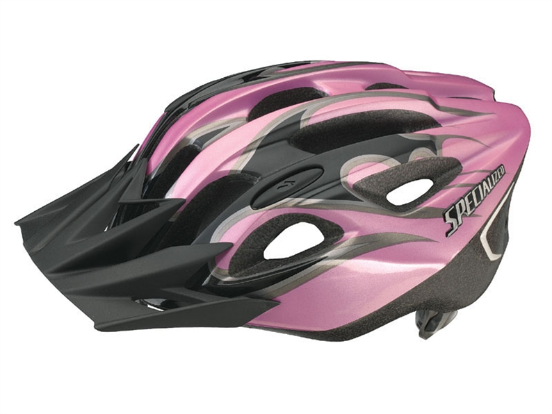 Our new off-the-shelf fitting system makes fitting this helmet a breeze. Offers a great combination