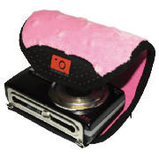 Unbranded Always on wrap up pink camera case