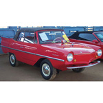 Unbranded Amphicar 1965 Red