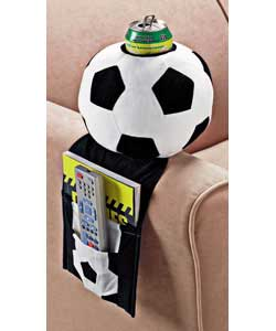Packs everything a true fan needs to enjoy the match, including a drink holder and pockets for
