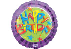 A helium balloon is the perfect way to send your best wishes in a fun and imaginative way. Brighten