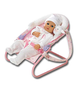 Baby Annabell Bouncer - adjustable harness