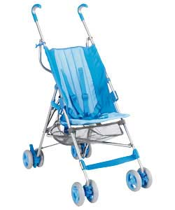 Suitable from 6 months to 15kg (approx. 3 years). Two position seat.Forward facing.5 point safety ha