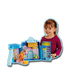 Bear in the Big Blue House Playset