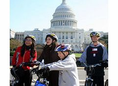 Bike the sites of Capitol Hill and the National Mall from Union Station to the Lincoln Memorial; the Smithsonian Museums, the Washington Monument, the war memorials, and more! A guided bike ride is a great way to familiarise yourself with the heart o