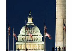 Enjoy an evening version of the Capital Sites Bike Tour. See the famous sights of Washington by night including the Vietnam War Memorial, Jefferson, Lincoln and WWII memorials when the monuments are less crowded, the air is cooler, and the views are