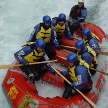 Really get your adrenaline pumping on this half day rafting trip down some of the most picturesque a