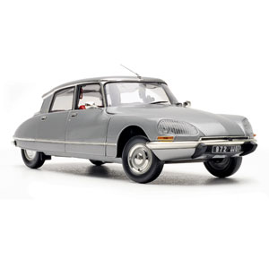 Unbranded Citroen DS23 1972 - Pallas grey 1:18