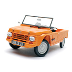 Unbranded Citroen Mehari 1983 Orange