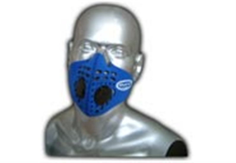A specially developed mask to provide City cyclists with broad spectrum filtration against