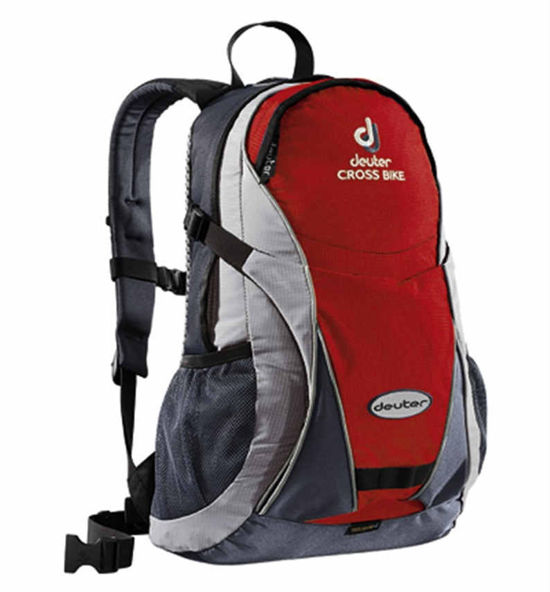 Probably the most popular Deuter rucksack we sell. The Cross Bike's size and design touches, like