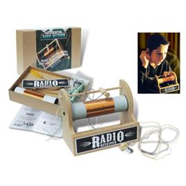 Unbranded Crystal Radio Kit