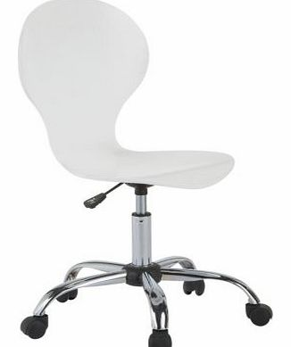 This simple but elegant office chair is ideal. With its swivel mechanism and adjustable height mechanic its easy to move around when you need to. Accompanied with a robust Bentwood frame and with a minimalist design makes it perfect for the modern of