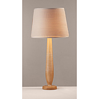 Unbranded DACAR4343 - Light Brown Table Lamp