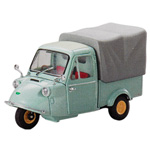Daihatsu Midget MP4 1959 w/ Canvas Top