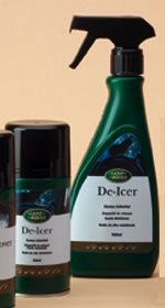De-icer 500ml Car Cleaning Product