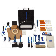This Draper Decorating Kit has everything you need for sprucing up walls and floors. This decorating