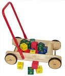 Deluxe Baby Walker, PINTOY toy / game