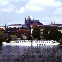 Experience the magical city of Prague at night on this relaxing three-hour cruise along the River Vl