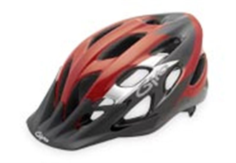 Stylish universal size adult XC helmet. Acu-Dial fit system provides one handed micro adjustment