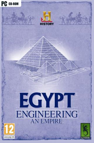 Engineering An Empire: Egypt - PC Game