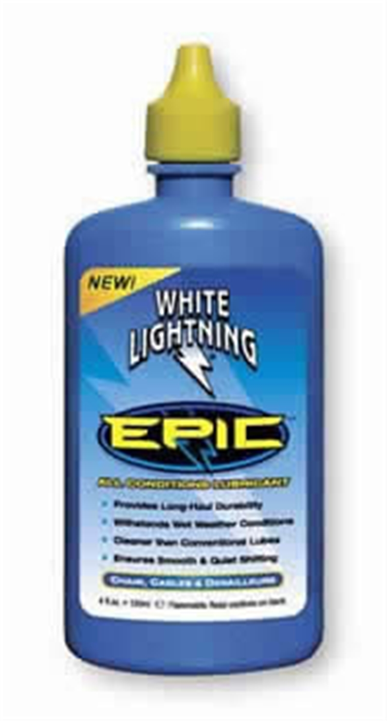 EPIC, THE LATEST ADDITION TO THE INNOVATIVE WHITE LIGHTNING RANGE, HAS BEEN SPECIFICALLY DESIGNED