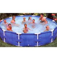 Family paddling pool garden game review compare prices for Family paddling pool