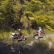 Suitable for all abilities this fun filled self drive 4 wheel motorbike tour takes you through beaut