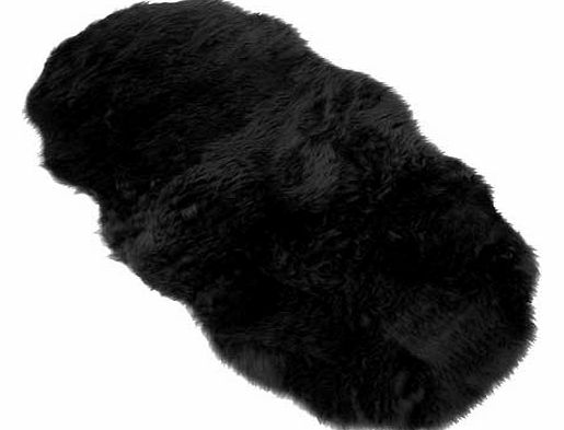 Super soft faux fur pile rug. 100% acrylic 30%. Non-slip backing. Size L133. W75cm. Weight 1.1kg. (Barcode EAN=5053095026542)