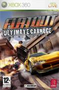 Maximum fun maximum chaos and all in eyeball searing high definition; FlatOut: Ultimate Carnage is X