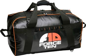 The Force Ten Expedition Trunk Holdall is a super strong load carrier, big enough to swallow almost