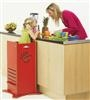 The FunPod is a clever little unit for your toddler, which allows them to be elevated to worktop or