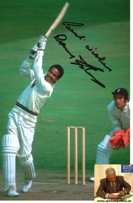 The achievements of Sir Gary Sobers stand alone. Generally considered to be the greatest all-round c
