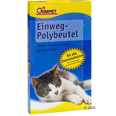 Unbranded Gimpet Polybag for Litter Boxes - max.