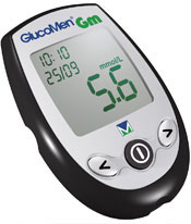 GlucoMen GM Blood Glucose Monitor: Express Chemist offer fast delivery and friendly, reliable service. Buy GlucoMen GM Blood Glucose Monitor online from Express Chemist today! (Barcode EAN=5060007592309)