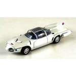 Unbranded GM Firebird 2 XP 1956 White