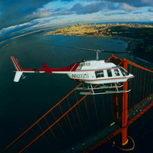 Become the birdman of Alcatraz and take to the skies with a San Francisco Helicopter tour and enjoy