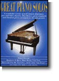piano solos sheet music