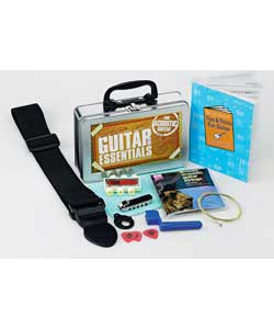 The ultimate gig pack back up. Each pack contains essential items for all guitarists, so in the