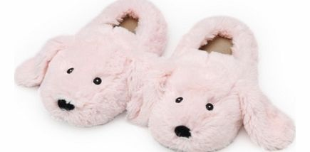 Heatable Childrens Bunny SlippersThese gorgeously soft, very comfortable slippers for children can be heated in the microwave, so theyll have warm cosy feet.This particular pair of Cosy Heads slippers are themed around cute little bunny rabbits, made