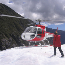 This unrivalled experience combines an exhilarating helicopter flight with the thrill of exploring t