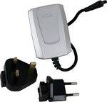 · One adaptor  for all your gadgets  just simply switch the tip · Works with mobile phones  Blueto