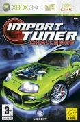 Import Tuner Challenge is an authentic and extremely customisable street-racing game that challenges