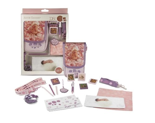 Nintendo DS/DS Lite/DSi/DSi XL/3DSOfficial licensed merchandise featuring a wealth accessories based on your favourite Keith Kimberlin artwork. This great value pack includes everything you need to accessorize your 3DS D... (Barcode EAN=8436024000771