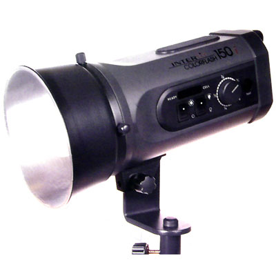 Interfit Photographic Colorflash 150i, 150 Watt/Second Monolight.